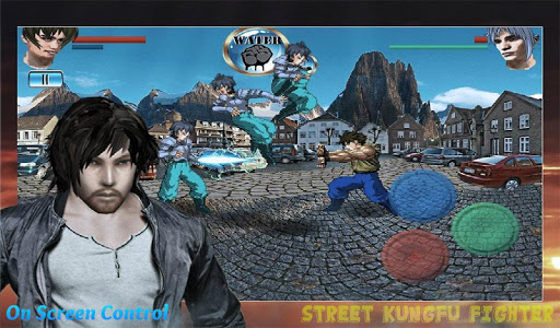 Street KungFu Fighter