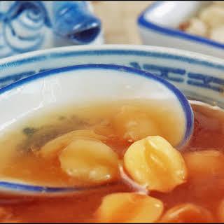 Lotus Seed Sweet Soup (蓮子爽).