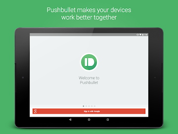 Pushbullet Screenshot 1