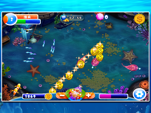 Ocean Kingdom-Fish Catching