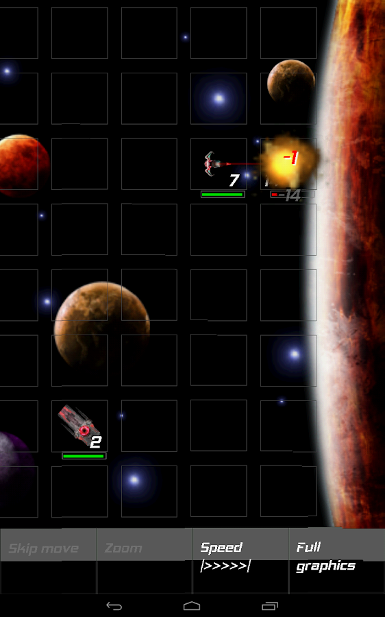 Space STG II - Death Rain - screenshot