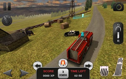Firefighter Simulator 3D APK screenshot thumbnail 2