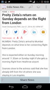 India News Alerts - náhled