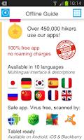 Screenshot of Seoul Offline Map Guide Flight