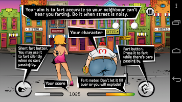 Screenshot of Street Farter X