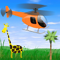 Fly Helicopter Ride The Copter icon