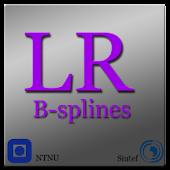 LR B-spline introduction