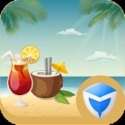 AppLock Theme - Beach
