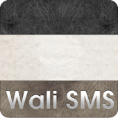 Wali SMS Theme: Leather Feel