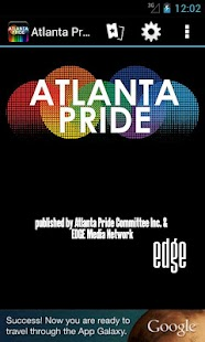 Atlanta Pride- screenshot thumbnail