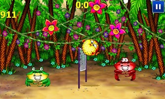 Screenshot of Vóley Playa ¡Cangrejos Locos!