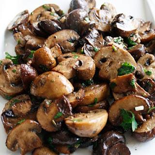 Roasted Mushroom Medley