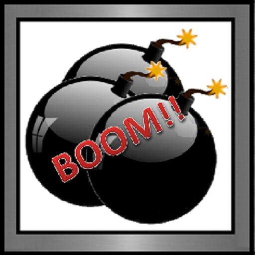 炸彈地雷 LOGO-APP點子