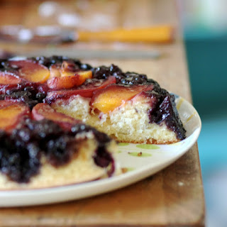 How To Make an Upside-Down Cake with Almost Any Fruit.