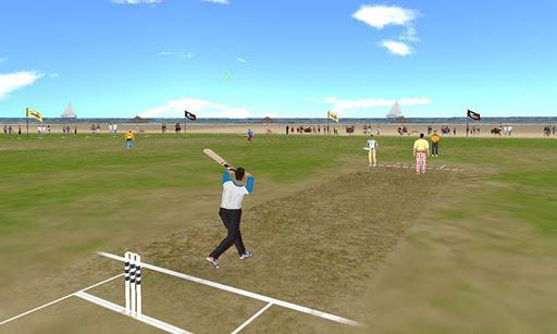 Beach Cricket  screenshots 2