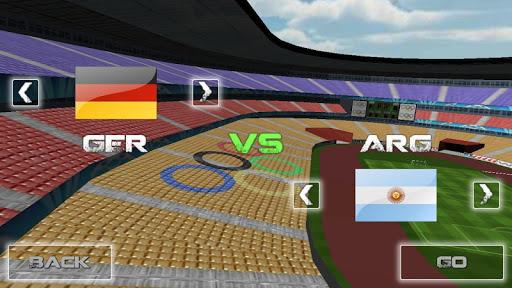 Soccer World 2014 1.0.4 screenshots 2