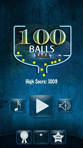 100 Balls Saga