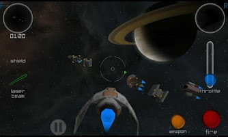 Screenshot of MOGA demo - Galaxy NGC3D HD