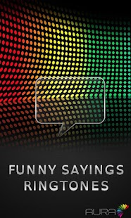 Funny Sayings Ringtones - screenshot thumbnail