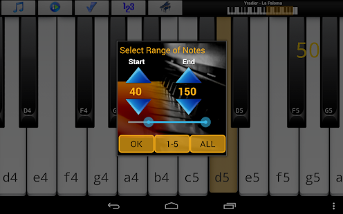 Piano Melody Free - screenshot thumbnail