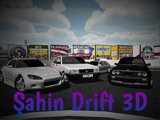 Şahin Drift 3D