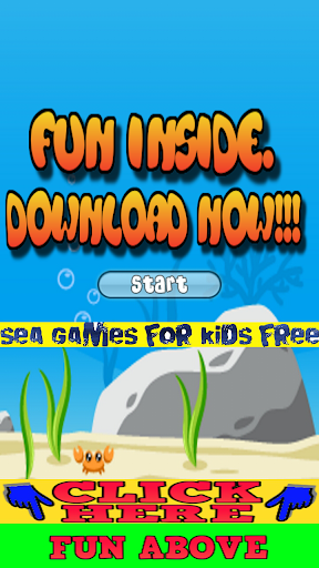 Sea Games for Kids Free