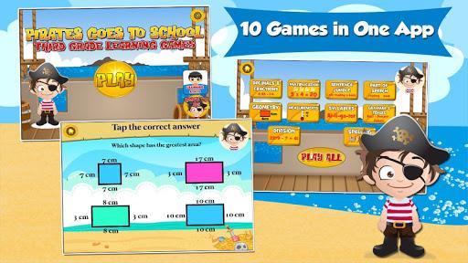 海賊キッズ3年生のゲーム