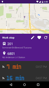 TransitHub Calgary- screenshot thumbnail