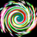 Glow Spin Art icon