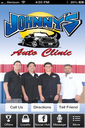 Johnnys Auto Clinic