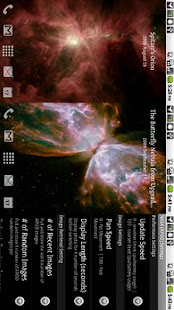 NASA (APOD) Lite Live Wall - screenshot thumbnail