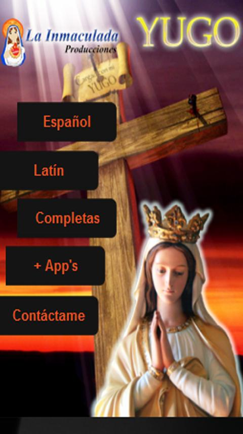 Yugo - Libro de oraciones - screenshot