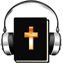 KJV Bible Audio MP3 icon