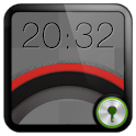 Sense Red Go Locker theme icon