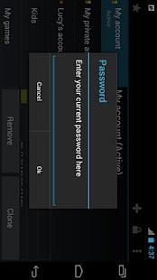 SwitchMe Multiple Accounts Key - screenshot thumbnail