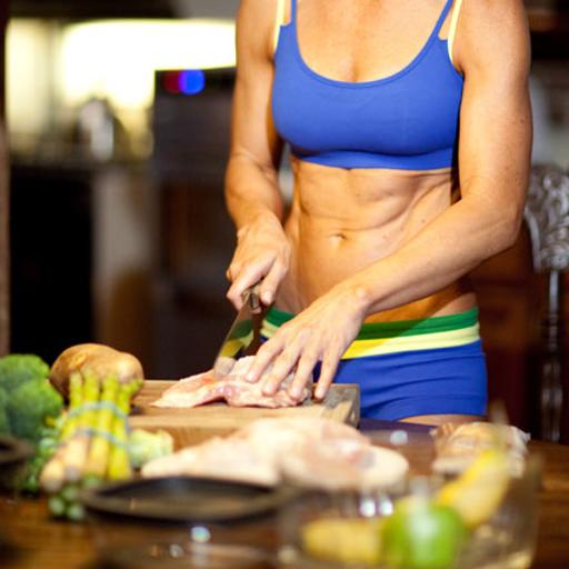 健美饮食与食谱 生活 LOGO-玩APPs