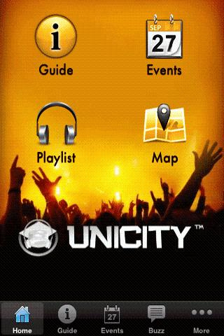 Unicity : Oxford - screenshot
