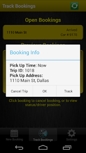 Yellow Cab Dallas Fort Worth - screenshot thumbnail