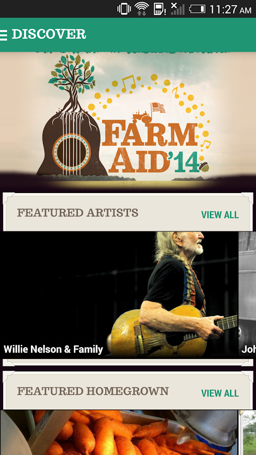 Farm Aid - screenshot
