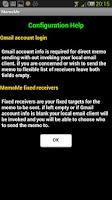 Screenshot of MemoMe - 1 click voice memo