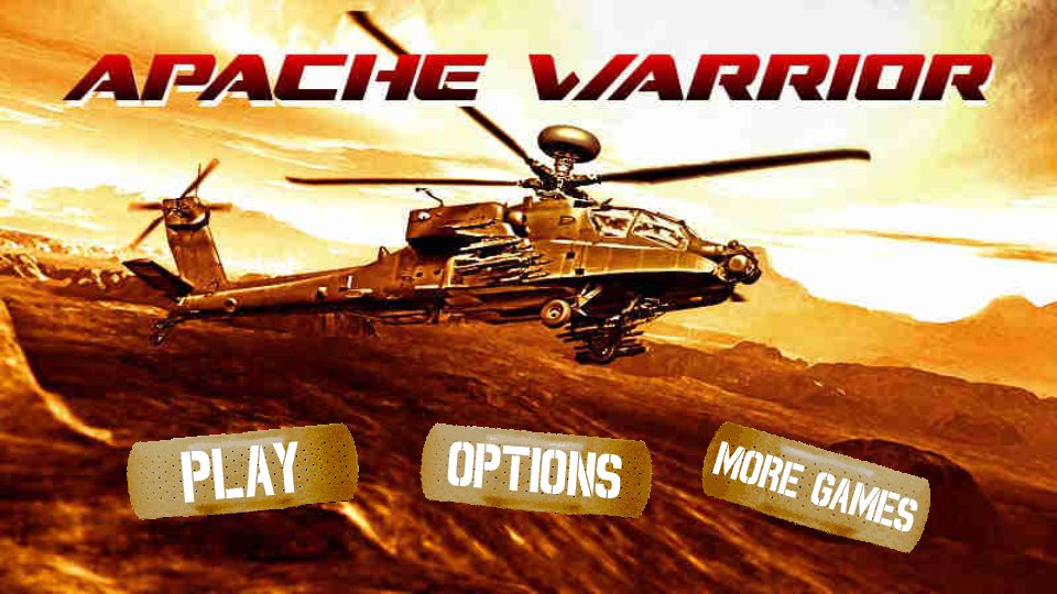 Apache Warrior 2013 - screenshot