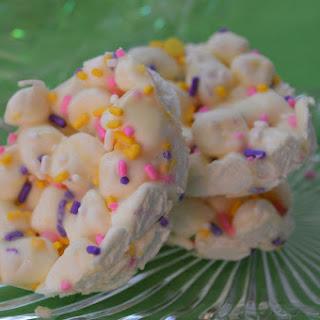 Confetti Marshmallow Bark