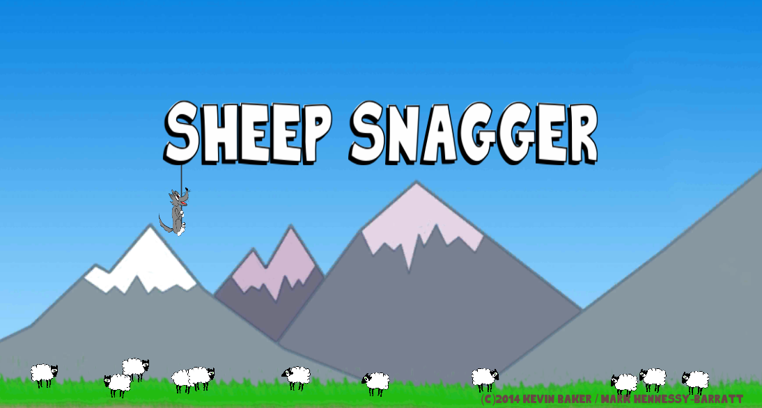 Sheep Snagger- screenshot