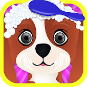 Cute Dog Caring 4 - Kids Game