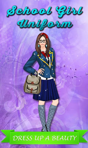 School Girl Uniform - Dress Up