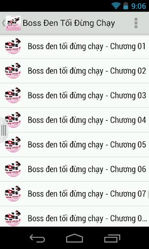 Boss Đen Tối Đừng Chạy Full
