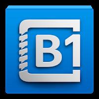 B1 Archiver zip rar unzip