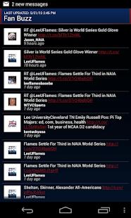 GoLeeFlames.com- screenshot thumbnail