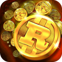 Coin Rush - Free Dozer Game icon