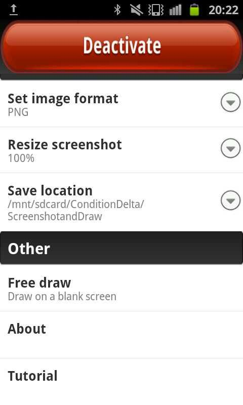 Screenshot and Draw Trial - screenshot